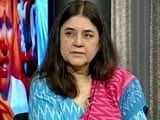 Video : Varun Gandhi Was 'Too Busy' To Campaign In UP, Says Mother Maneka Gandhi