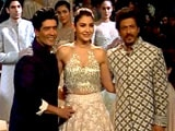 Video : Mijwan Fashion Show: ?????? ?? ??????? ??? ?? ??????
