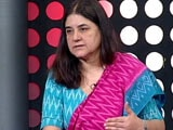 Video : Maneka Gandhi Unplugged: The Full Interview