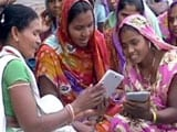 Video : Armed With Smartphones, Rural Women Are Marking Their Digital Footprints
