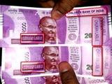 Videos : दिल्ली : एटीएम से फिर निकला 2 हजार रुपये का चूरन ब्रांड का नकली नोट