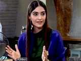 Video : Sonam Kapoor On Nepotism In Bollywood