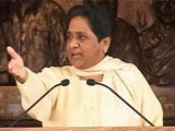 Video: BSP's Mayawati Blames Rigging Of Election Voting Machines For UP Defeat