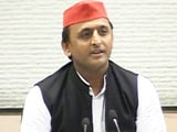 Video: We Built Expressways, Maybe The People Voted For A Bullet Train, Says Akhilesh Yadav