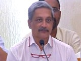 Video: Congress To Challenge Manohar Parrikar As Goa Chief Minister In Top Court
