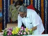 Video: बड़ी खबर : मनोहर पर्रिकर बने गोवा के सीएम, 16 को साबित करेंगे बहुमत