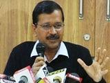 Video : Arvind Kejriwal Alleges Tampering Of EVMs In Punjab Assembly Elections