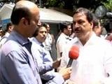 Video : मुंबई में SBI के मुख्यालय पर कांग्रेस का प्रदर्शन