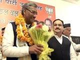 त्रिवेंद्र सिंह रावत होंगे उत्तराखंड के नए मुख्यमंत्री