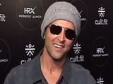Video : Hrithik Roshan Wants To Help People Through His Fitness Video