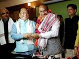 Video : Manipur Floor Test: BJP's Biren Singh Wins With 32 Votes