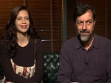 Video : Kalki Koechlin, Rajat Kapoor Say Mantra's Script Forced Them Do The Film
