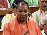 Video : Yogi Adityanath's Dig At Rahul Gandhi In Farewell Speech In Parliament