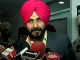 Video : 'What I Do After 6 No One's Business': Minister Sidhu Fights For TV Role