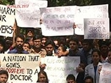 Video : Maharashtra Cracks Down On Striking Doctors, Says 'Report For Work Or Else'