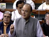Video: Political Verdict On Notes Ban Is Out, Says Arun Jaitley