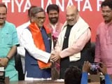 Video: SM Krishna, Who Said Congress Didn't Need Him, Joins BJP
