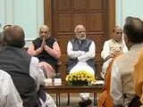 Video : PM Modi's Breakfast Meet Had Strict Dos And Don'ts - And UP Delicacies