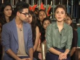 Video : Anushka Sharma Says Sultan Was Very Challenging For Her