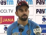 Video : Will Play Only If I'm 100% Fit, Says Virat Kohli Ahead Of Dharamsala Test