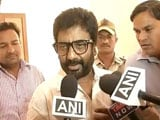 Video : Airlines Ban Shiv Sena MP Ravindra Gaikwad, 2 Cancel His Ticket For Today
