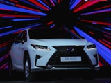 Video : Lexus RX 450h First Look