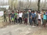 Video : 5,000 Kashmiri Men Turn Up At Try-Outs For 34 Army Opening