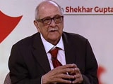 Video : Yogi Adityanath's Appointment Endorses Hindu State Demand: Fali Nariman