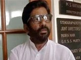 Video : Shiv Sena MP Refuses To Back Down Vs Airlines That Won't Let Him Fly
