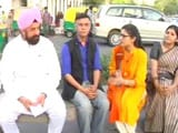 Video: Romeos And Juliets Welcome In Delhi, Says AAP