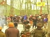 Video : Firing At Stone-Throwing Mob Near Budgam Encounter Site Kills 3 Civilians