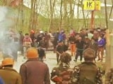 Video: Firing At Stone-Throwing Mob Near Budgam Encounter Site Kills 3 Civilians