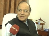 Video : Ahead Of GST Debate, Arun Jaitley Says 'Confident Of Consensus'