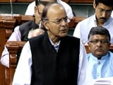 Video : Finance Minister Arun Jaitley Opens GST Debate In Parliament