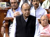 Video : BMW, Chappal Can't Have Same GST Rate, Says Arun Jaitley