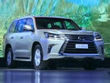 Video: Lexus LX 450d India First Look