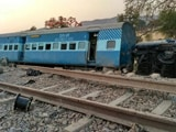 Video: Mahakoshal Express Accident: 8 Coaches Derail Near Uttar Pradesh's Kulpahar, 6 Injured