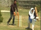 Video : 17-Year-Old Girl is Kashmir's New Cricket Sensation