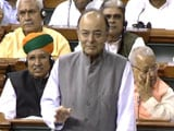 Video : Arun Jaitley's 'Open Invite' To Opposition For Clean Funding