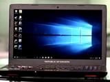 Asus ROG Strix GL553V Gaming Laptop Review