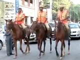 Video : IT Capital Bengaluru Turns To 'Horse-Power' For Law And Order