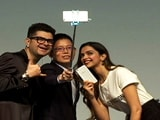 Video : Deepika's Selfie Moment
