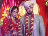 Video : Wrestler Sakshi Malik Ties The Knot