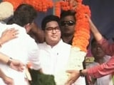 Video : Mamata Banerjee's Nephew Abhishek Banerjee Takes On BJP In Mega Rally