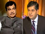 Video: 'Hindutva Hindus Progressive, Painted As Anti-Minority': Nitin Gadkari To NDTV