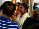 Video : Trinamool MP Dola Sen 'Screamed' At Air India Crew Over Seating, Held Up Flight