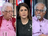 Video: The NDTV Dialogues: India's 'Poor' Economics