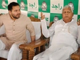Video : 'My Sons Can't Die In Poverty': Lalu On Alleged 500-Crore Land Scam