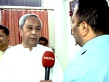 Video : As BJP Eyes Odisha Next, Chief Minister Naveen Patnaik's Assessment