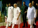 Video : At PM Narendra Modi's Big Dinner For NDA Leaders, A Resolve For 2019 Elections